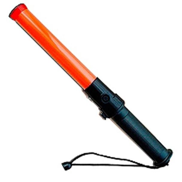 Red 15 Inch LED Traffic Baton 410