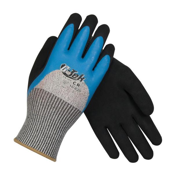 PIP Box of 72 Pair A3 Cut Level G-Tek Polykor Gloves 16-820 Top/Palm