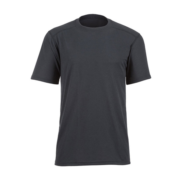 DragonWear FR Moisture Wicking Navy T-Shirt DFDS121 Front