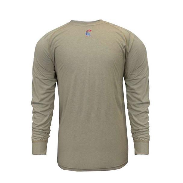 NSA FR Long Sleeve Moisture Wicking T-Shirt C51FRSRLS