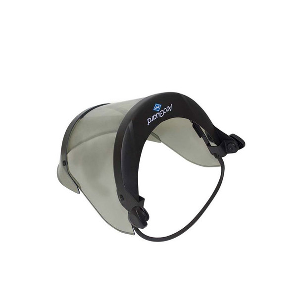 NSA FR Pureview Made in USA Face Shield with Universal Adapter H20HTU