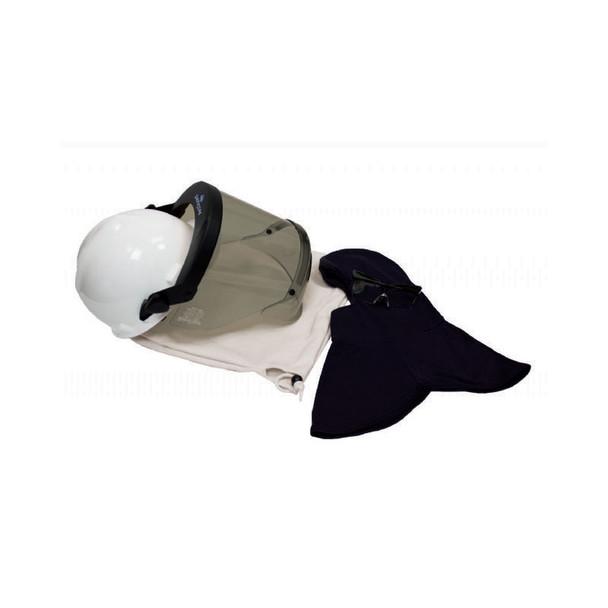 NSA FR Pureview Made in USA Face Shield Kit KITHP20PV