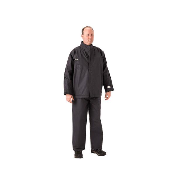 NASCO FR Navy PetroStorm Made in USA Jacket 1801JN120 (Pants Sold Separately)