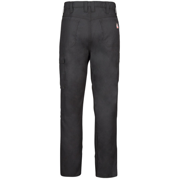 Bulwark FR iQ Lightweight Pants QP14 Black Back