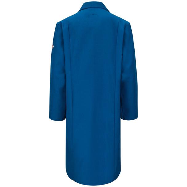 Bulwark Womens FR Nomex IIIA Lab Coat KNL3RB Back