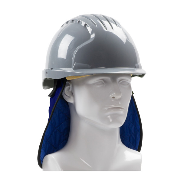 PIP FR Evaporative Navy Cooling Neck Shade 396-EZFR811 Front