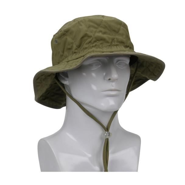 PIP Evaporative Khaki Cooling Ranger Hat 396-EZ450KHK