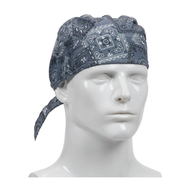 PIP Case of 200 EZ-Cool Cowboy Blue Evaporative Cooling Tie Hats 396-300-CBL-CASE