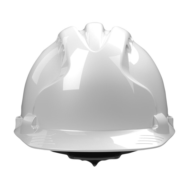 PIP Class E MK8 Evolution Type II Hard Hat with HDPE Shell 280-AHS150 Front