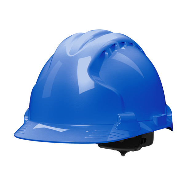 PIP Class E MK8 Evolution Type II Hard Hat with HDPE Shell 280-AHS150 in Blue