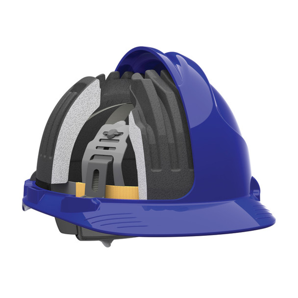 PIP Class E MK8 Evolution Type II Hard Hat with HDPE Shell 280-AHS150 Shell and Liner