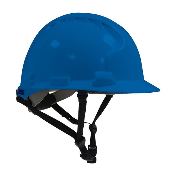 PIP Class E MK8 Evolution Type II Linesman Hard Hat 280-AHS240 in Blue