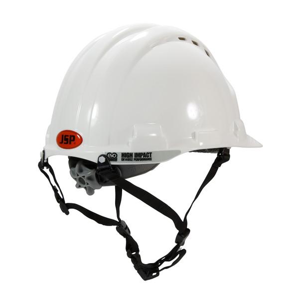 PIP Class C MK8 Evolution Vented Type II Linesman Hard Hat 280-AHS240V Back Right