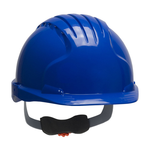 PIP Class E Evolution Deluxe 6151 Cap Style Hard Hat with 6-Point Ratchet Adjustment 280-EV6151 Blue