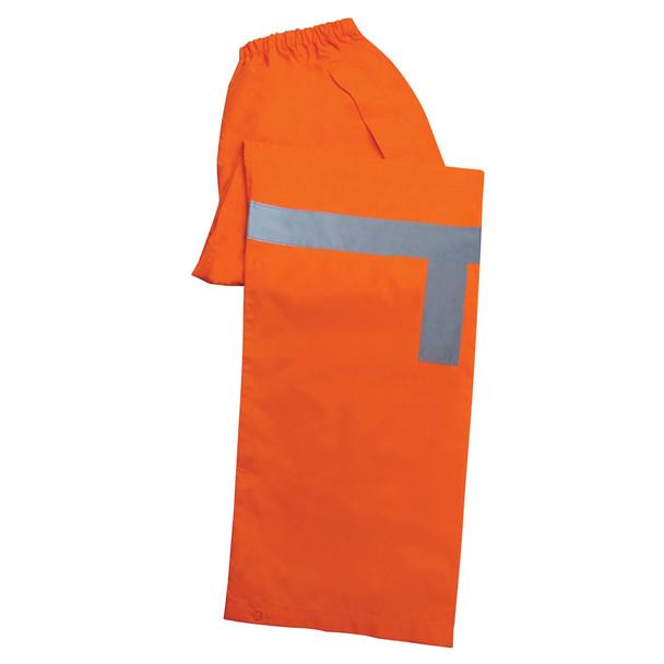 ERB Class E Hi Vis Orange Rain Pants S373PT-O