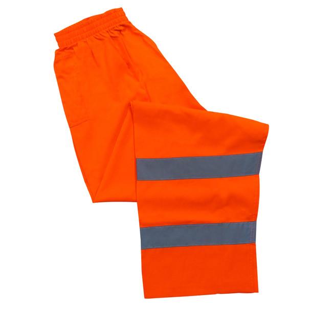 ERB Class E Hi Vis Orange Work Pants S21-O