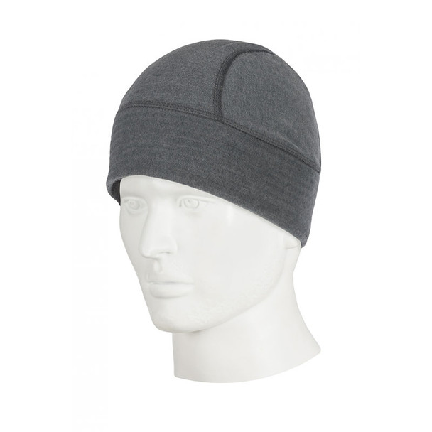 Dragonwear FR Livewire Moisture Wicking Gray Made in USA Beanie DFB930DH