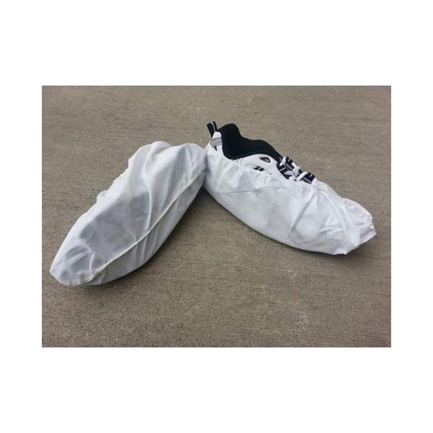 Case of 150 Pair Sunrise SunSoft Heavy Duty White Shoe Covers T119-3