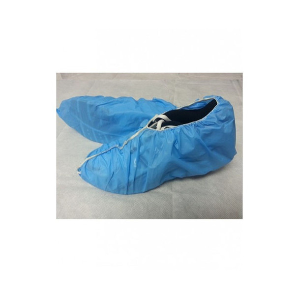 Case of 150 Pair Sunrise SunSoft Heavy Duty Blue Shoe Covers T120-3