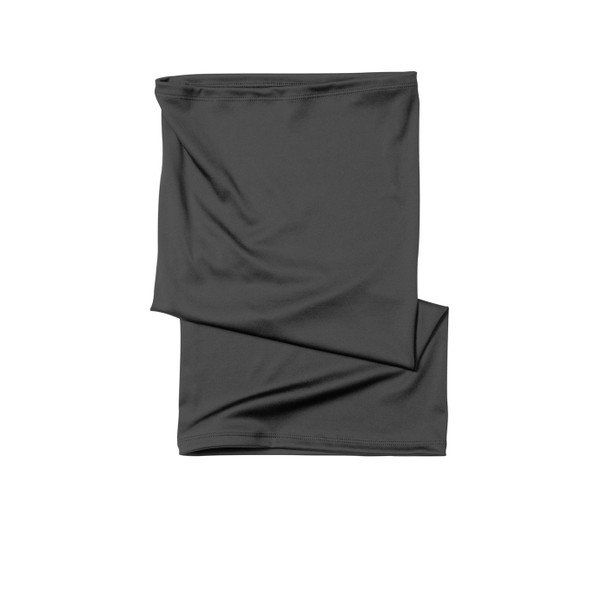 Port Authority Stretch Performance Gaiter G100 Charcoal Flat