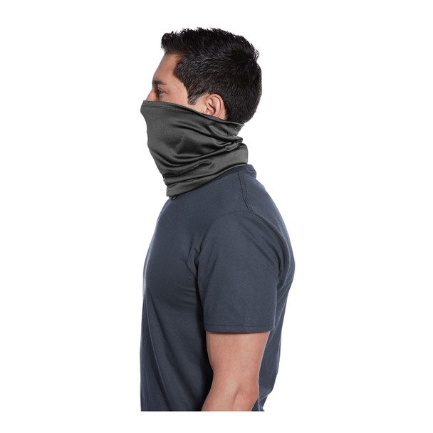 Port Authority Stretch Performance Gaiter G100 Charcoal Side