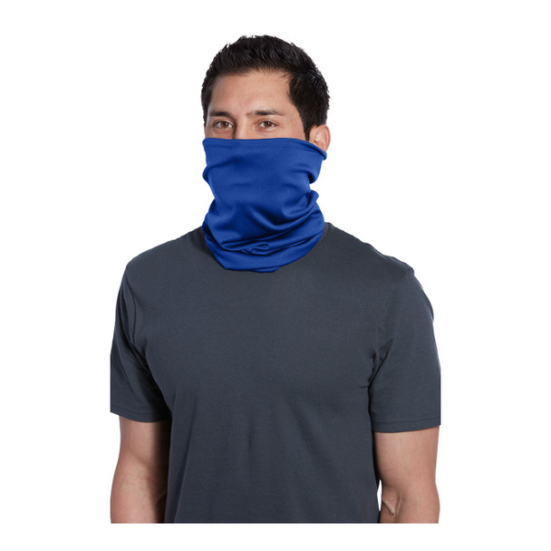 Port Authority Stretch Performance Gaiter G100 True Royal Front