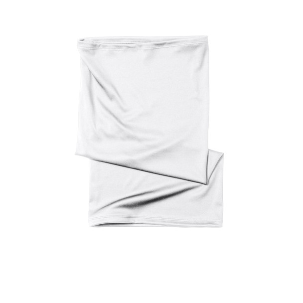 Case of 144 Port Authority Stretch Performance Gaiters G100-CASE White Flat