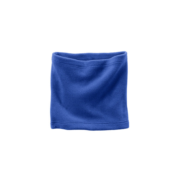 Case of 144 Port Authority Fleece Neck Gaiters FS07-CASE Royal Flat