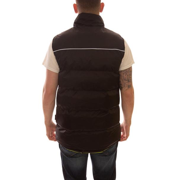 Tingley Class 2 Hi Vis Reversible Insulated Vest V26022 Reversed Back