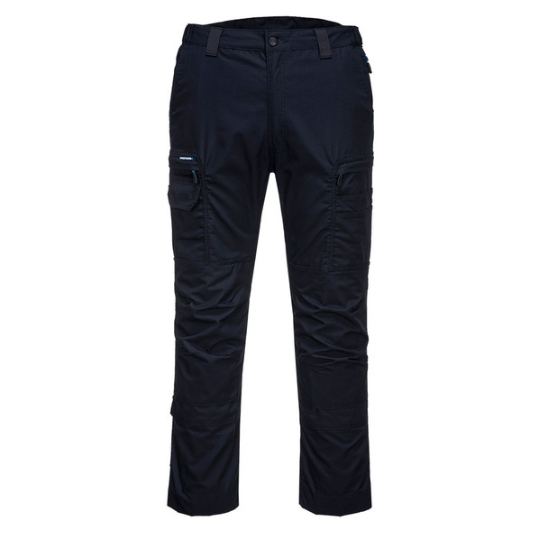 PortWest KX3 Ripstop Stretch Pants T802 Navy Front