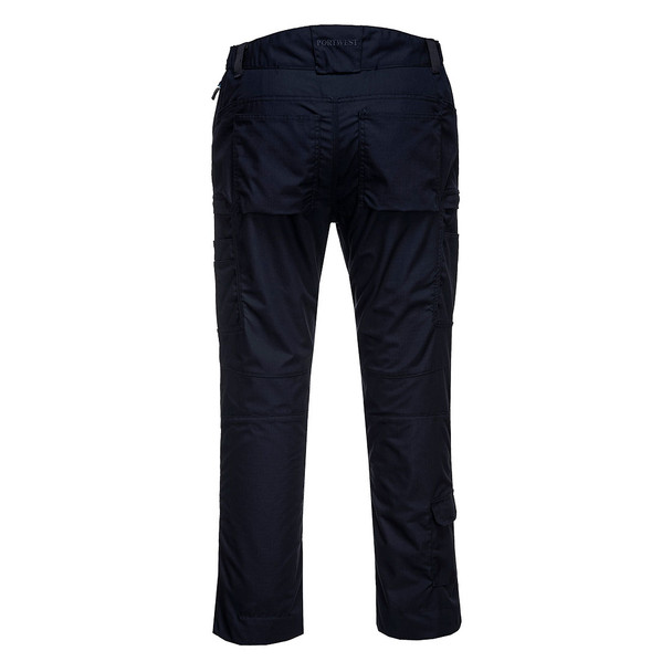 PortWest KX3 Ripstop Stretch Pants T802 Navy Back