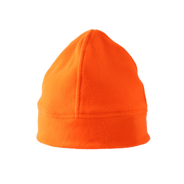 GSS Non-ANSI Hi Vis Orange Fleece Beanie 9308