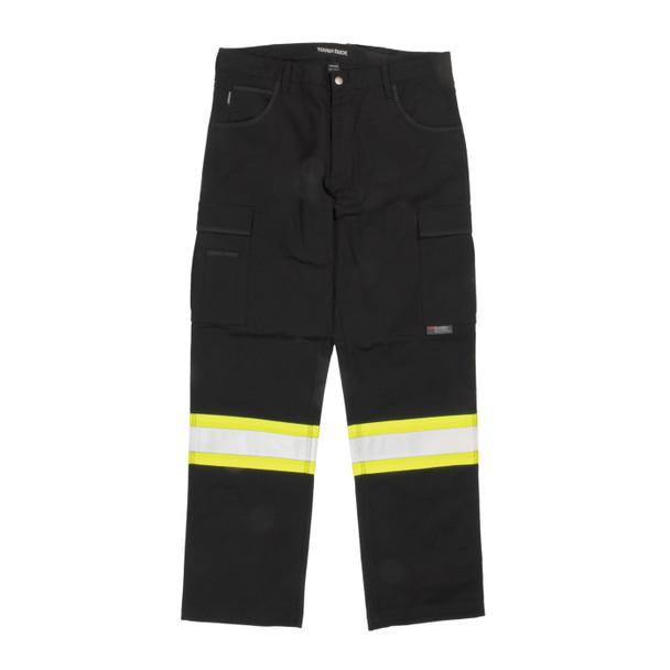 Tough Duck Type E Flex Twill Safety Cargo Pants SP03 Front