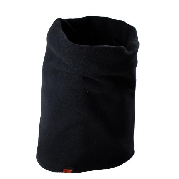 Tough Duck Black Fleece Neck Gaiter WA27BLK