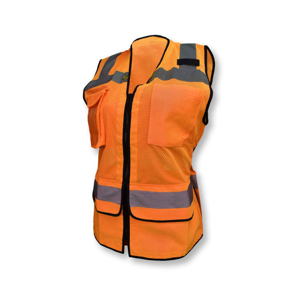 Radians Class 2 Hi Vis Ladies Safety Vest SV59W-2 Front