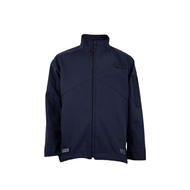 DriFire FR Navy Blue Made in USA Windbreaker DF2-CM-1WWB-NB Front