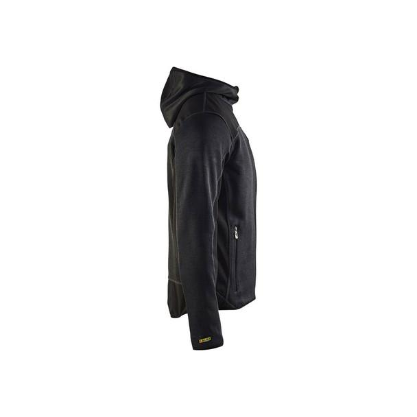 Blaklader US Knitted Jacket 4940211797999799 Dark Grey Right