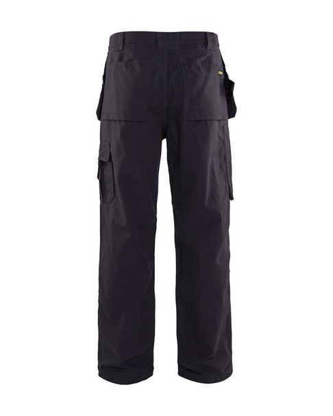 Blaklader Craftsman Bantam 8 oz. Work Pants 163013108300 Steel Blue Back