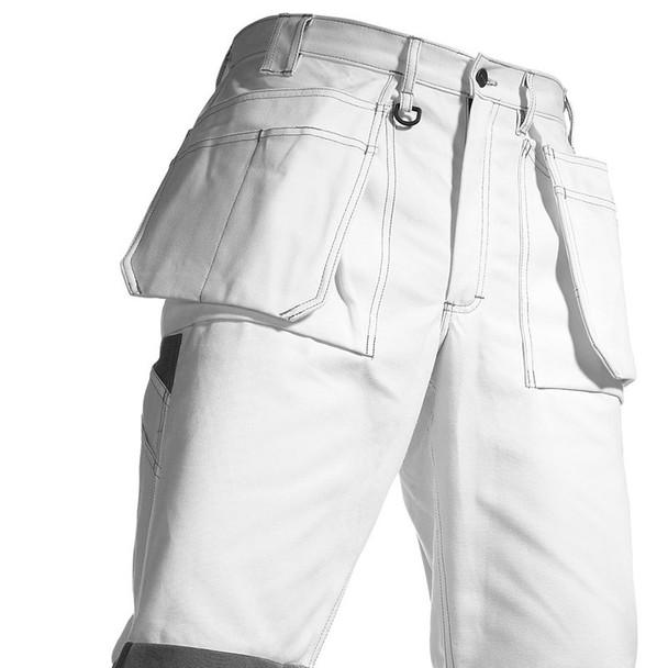 Blaklader Painter Pants 11 oz White