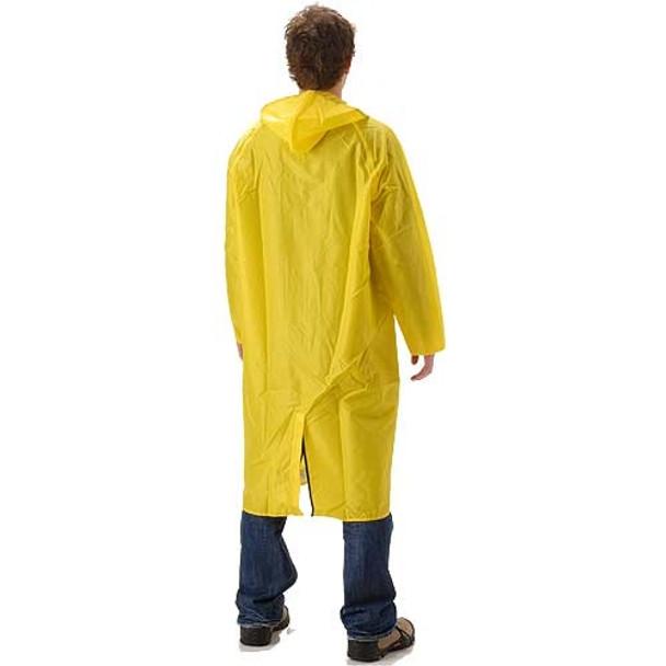 NASCO ASTM D6413 WorkLite Full Length Hooded Raincoat 81CY468