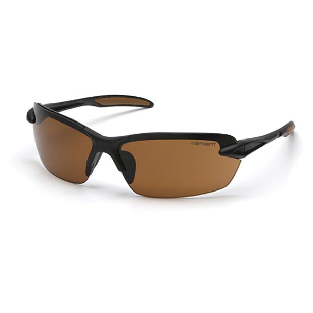 Carhartt Spokane Safety Glasses CHB318D Bronze lens