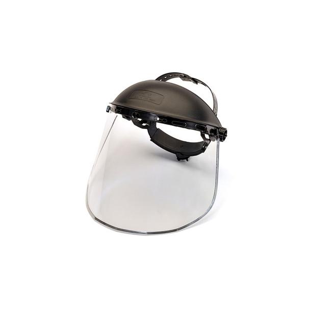 Case of 16 Pyramex Shield and Headgear Kits PYHGBRKITCS