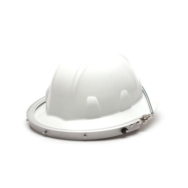 Pyramex Full Brim Hard Hat Face Shield Adapter HHAAW