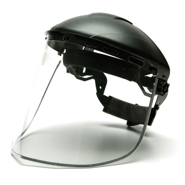 Pyramex S1040 Made in USA Face Shield