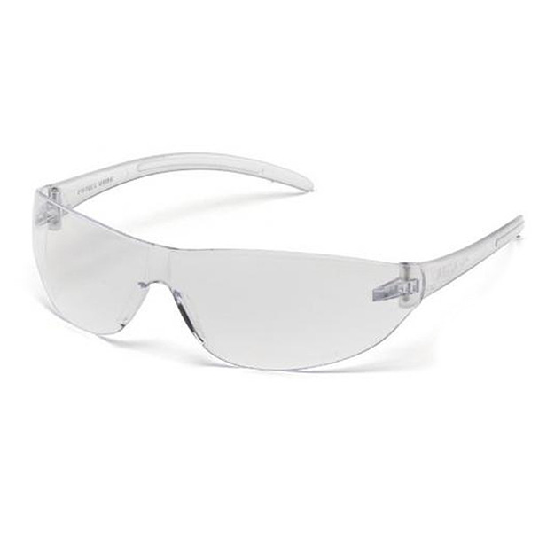Box of 12 Pyramex Alair Clear Lens Safety Glasses S3210S