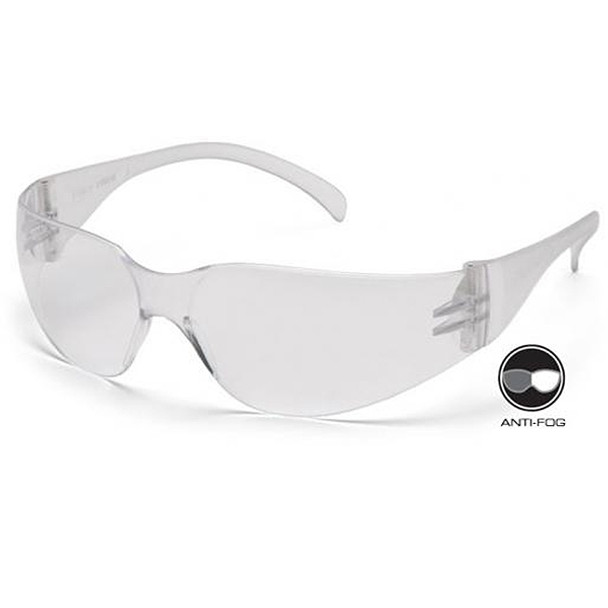 Intruder Safety Glasses Anti Fog - S4110ST