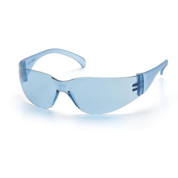 Pyramex Intruder Safety Glasses Blue S4160S