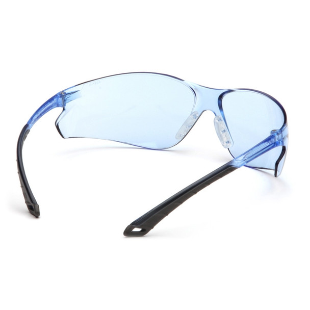 Box of 12 Pyramex Itek Infinity Blue Lens Safety Glasses S5860S Rear