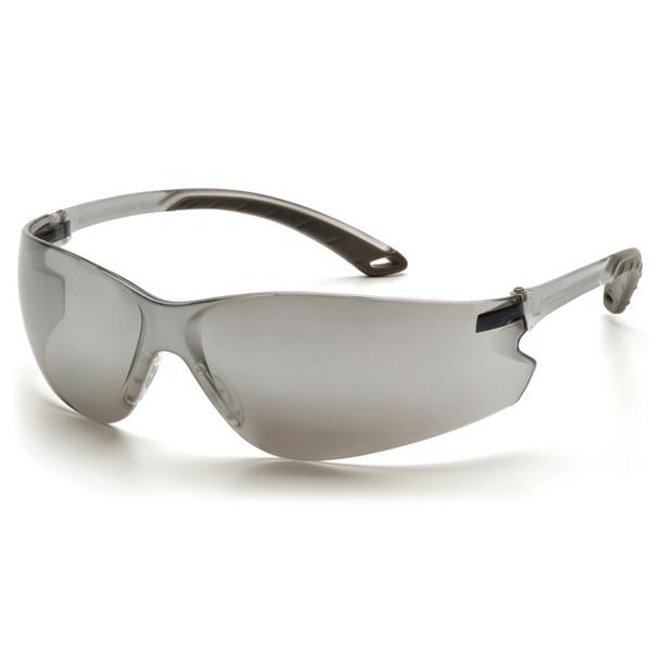Pyramex Itek Silver Mirror Safety Glasses - Box of 12