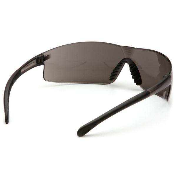 Box of 12 Pyramex Provoq Gray Lens Safety Glasses S7220S Rear